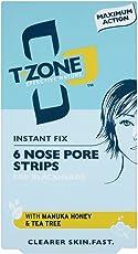 T-Zone Instant Fix 6 Nose Pore Strips