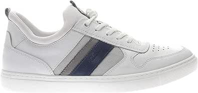 Nero Giardini P900992U Sneakers Uomo in Pelle E Tessuto Tecnico