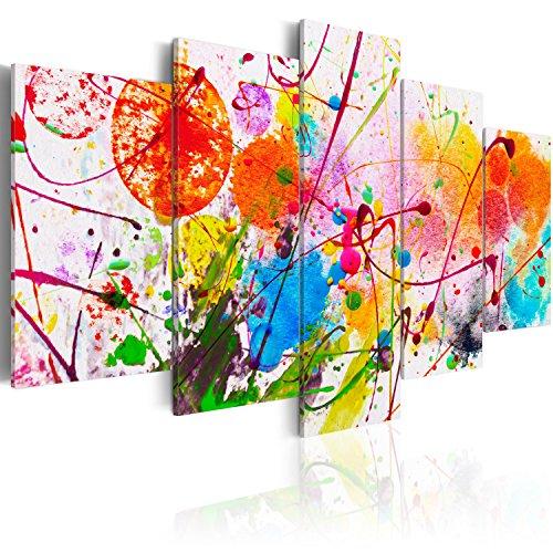 Murando   Cuadro Colorido 200x100 cm   impresión