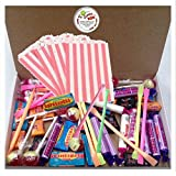50 x Mixed Variety Sweets Pack for Pinata Fillers, Favours and party bag sweets