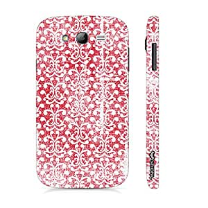 Samsung Galaxy Grand DESIGN IN RED designer mobile hard shell case by Enthopia
