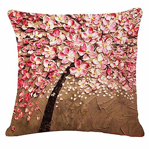 elviros-pittura-ad-olio-cotone-misto-lino-decorativo-fodera-per-cuscino-45x45cm-18x18-pollici-fiori-