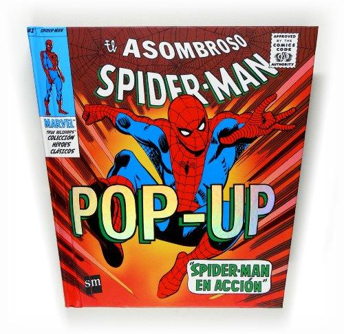 El asombroso Spider-man (Pop-up): Spider-Man en acción