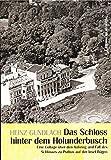 Das Schloss hinter dem Holunderbusch: Eine Collage über den Aufstieg und Fall des Schlosses zu Putbus auf der Insel Rügen - Heinz Gundlach