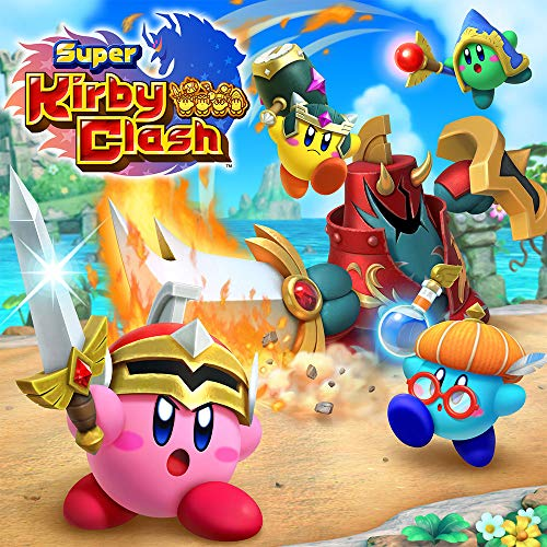 Super Kirby Clash Standard  | Nintendo Switch - Codice download