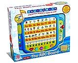 Small World Toys Neurosmith - The ABC Board, White