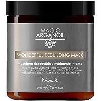 Nook Maschera Ricostruttrice Magic ArganOil WONDERFUL REBUILDING 250 ml
