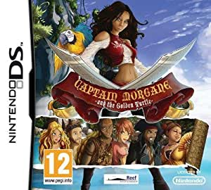Captain Morgane and the Golden Turtle [UK Import] - [Nintendo DS]