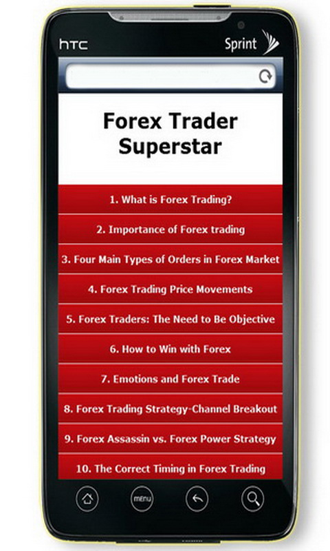 Forex articles collection