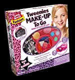 Young Beauty Queen Cool Cosmetics Kit Girl Girls Kids Children Child - Top Rated Glamour - World of Beauty Tweenies Make-Up To Go - Perfect Gift Present Idea for Birthday Xmas Christmas Stocking Filler Easter or Pocket Money Reward or Treat Toys & Games Age 8+