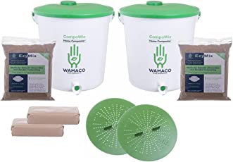 Ugaoo Compost Bin for Converting All Kitchen Food Waste Into Fertilizer