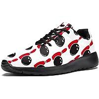 Lorvies - Scarpe sportive da uomo, modello icona di Bowling
