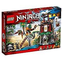 LEGO Ninjago 70604: Tiger Widow Island  Mixed