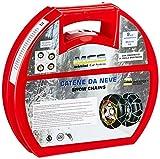Melchioni 380008020 Catene da Neve per Auto Ca920 Omologate e Certificate TUV da 9 mm