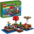 "Minecraft 21129 ""The Mushroom Island"" Building Set"