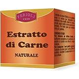 Ferioli - Estratto di Carne 100% Naturale di Carne Bovina Italiana, Astuccio da 40 gr, Ideale per Brodi e come…