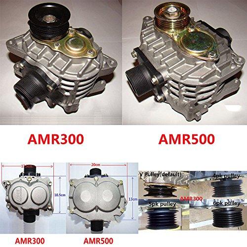 TURBO COMPRESSORE VOLUMETRICO AISIN AMR 300 AMR 500 amr300 amr500