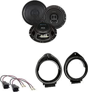 Lautsprecher Einbauset Kompatibel Mit Opel Adam Karl Elektronik