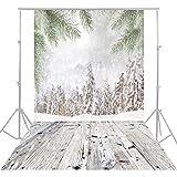 HUAYI 5X10ft Zusammenfassung Weihnachten Fotografie Studio Hintergrund Hintergrund YJ-211