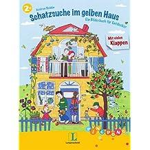 Schatzsuche im gelben Haus. Ein Bilderbuch für Entdecker  - Pappbilderbuch: PiNGPONG