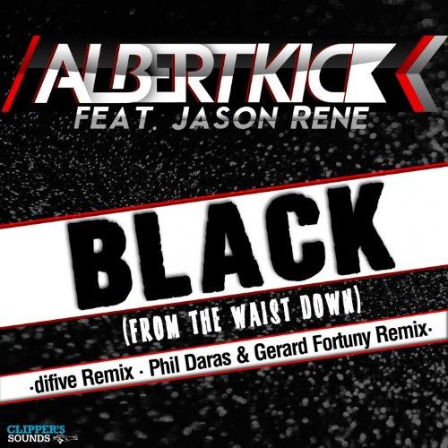 Black (feat. Jason Rene) [Difive Radio Mix]
