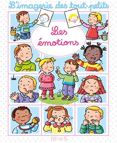L'imagerie des tout-petits - Les émotions
