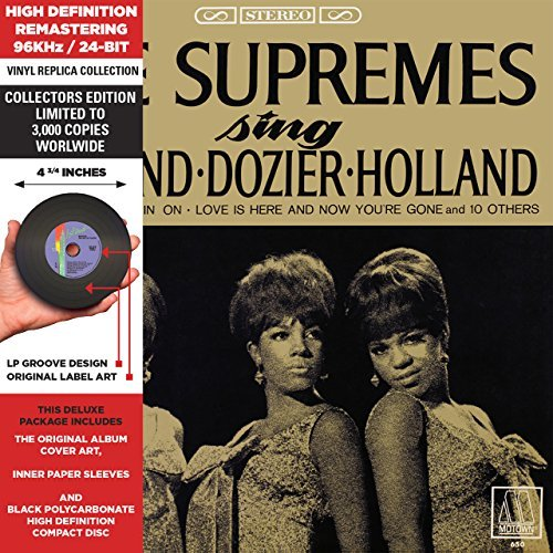 Sing Holland Dozier Holland by The Supremes (2013-06-17)