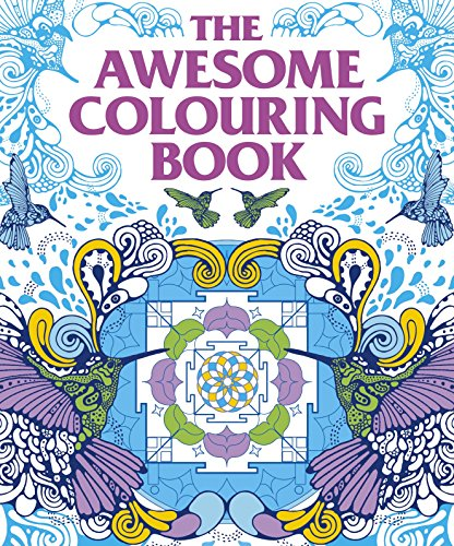 The Awesome Colouring Book (Colouring Books)
