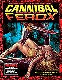 CANNIBAL FEROX 3 DISC DELUXE EDITION REGION A LOCKED BLU RAY