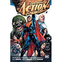 Superman Action Comics Rebirth Deluxe Coll HC Book 01