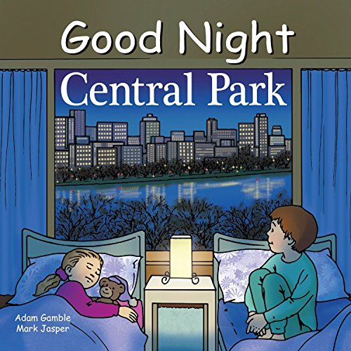 Good Night Central Park (Good Night Our World) (Zoo Park Central)