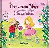 Prinzessin Maja und der geheimnisvolle Glitzerstein: Funkel-Bilderbuch mit Glitzerstein