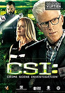 CSI : Crime Scene Investigation : Final Season 15 Part 2 (Region 2)