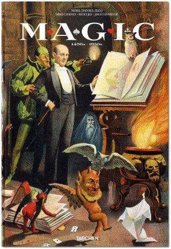 Buchseite und Rezensionen zu 'The Big Book of Magic' von Mike Caveney