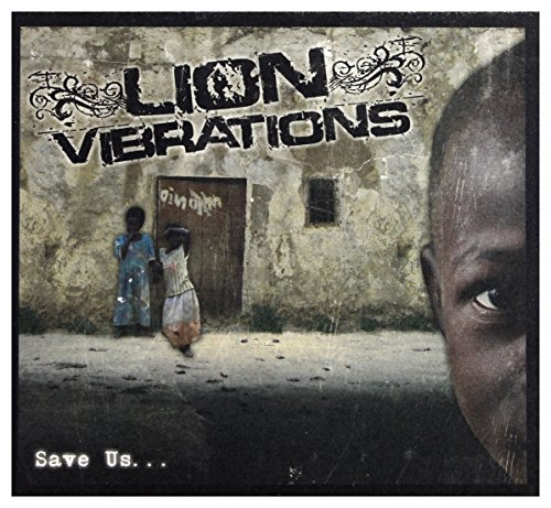 Lion Vibrations : Save as? [CD]