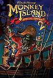 Infinite Arts Monkey Island 2 (14inch x 20inch/35cm x 51cm) Silk Print Poster - Silk Printing - 2199C7