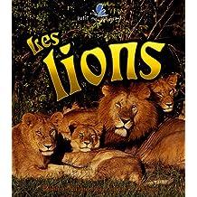 Les Lions (Petit Monde Vivant)