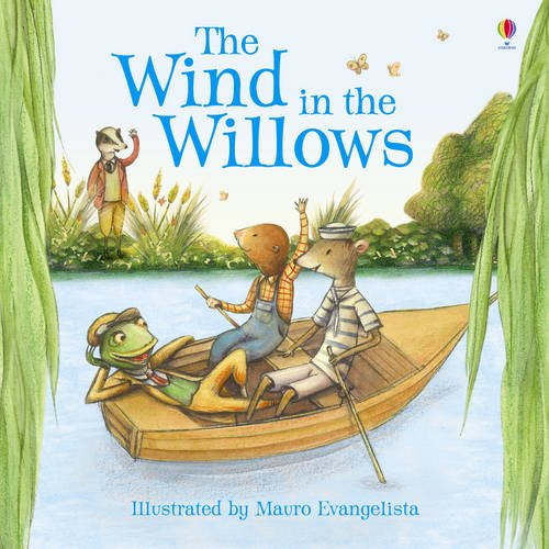 Wind in the Willows (Picture Books)