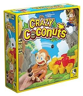 Pegasus Spiele 52153G - Crazy Coconuts (B00TB8RGP4) | Amazon Products