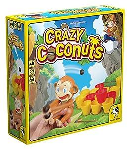Pegasus Spiele 52153G - Crazy Cocos, Juegos de Mesa