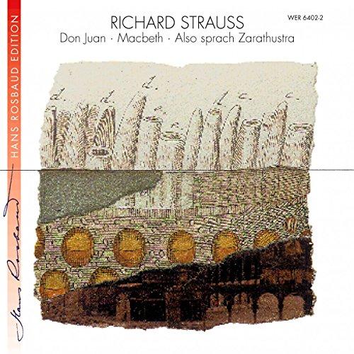 Preisvergleich Produktbild Rosbaud Edition (Strauss)