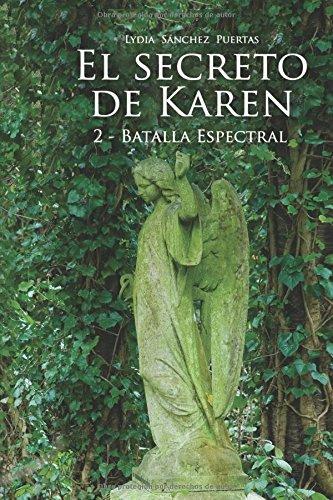 Portada El secreto de Karen 2 Batalla espectral