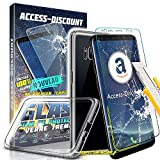 Access-Discount Live Mobile Protection + verre trempe IPHONE 7+ / IPHONE 7 PLUS / IPHONE7 PLUS Housse, Etui, Coque Ultra Solide pour Smartphone IPHONE 7+ / IPHONE 7 PLUS / IPHONE7 PLUS pochette