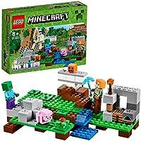 LEGO Minecraft 21123 - Der Eisengolem