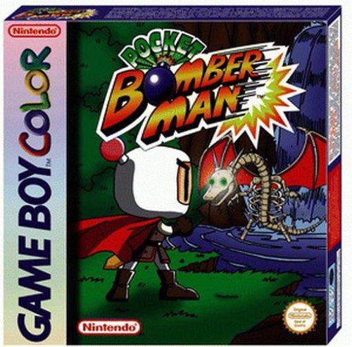 Pocket Bomber Man (Game Boy Color-bomberman)
