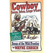 Erbsen Cowboy Songs Jokes Lingo N'Lore Bam Book