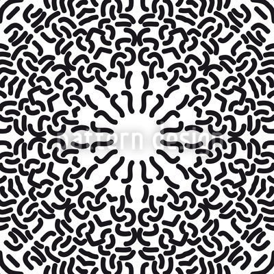 Alu-Dibond-Bild 60 x 40 cm: 'Gotik Meets Pop Art', Bild auf Alu-Dibond (gekachelt)