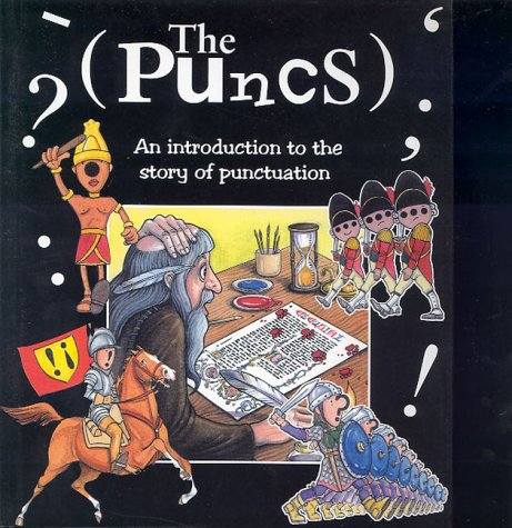 Introduction to the Story of Punctuation (Puncs)