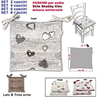 Amazon It Cuscini Shabby Accessori Studio Casa E Cucina
