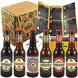 Découvertes Été 2019 ! 6 Bières Artisanales Françaises - Idéal pour une soirée - Camping - Anniversaire - Cadeau